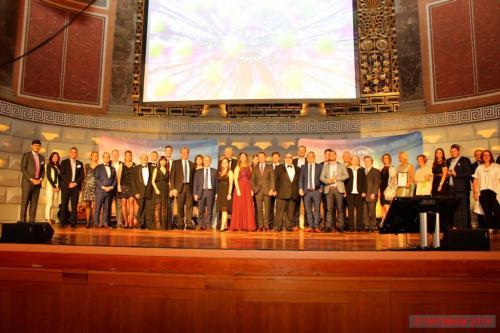 PSI Sustainability Award 15 DCE
